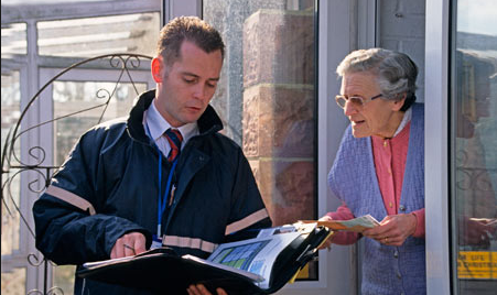 Once upon a time in door-to-door encyclopedia sales   George Pastidis